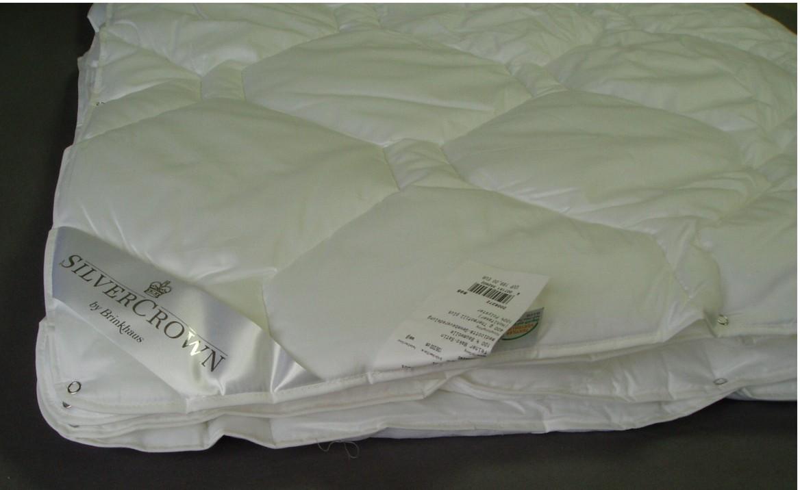 brinkhaus thermofill mako satin vierjahreszeiten steppbett. Black Bedroom Furniture Sets. Home Design Ideas