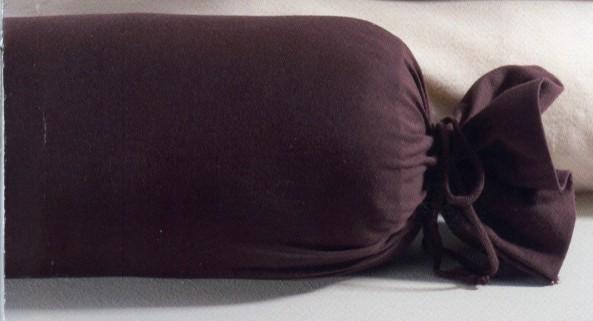 baumwolljersey kissenh lle f r nackenrollen ebay. Black Bedroom Furniture Sets. Home Design Ideas