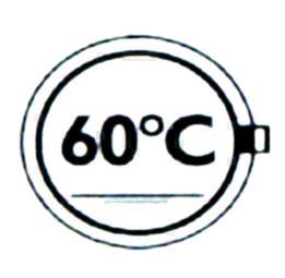 60° waesche