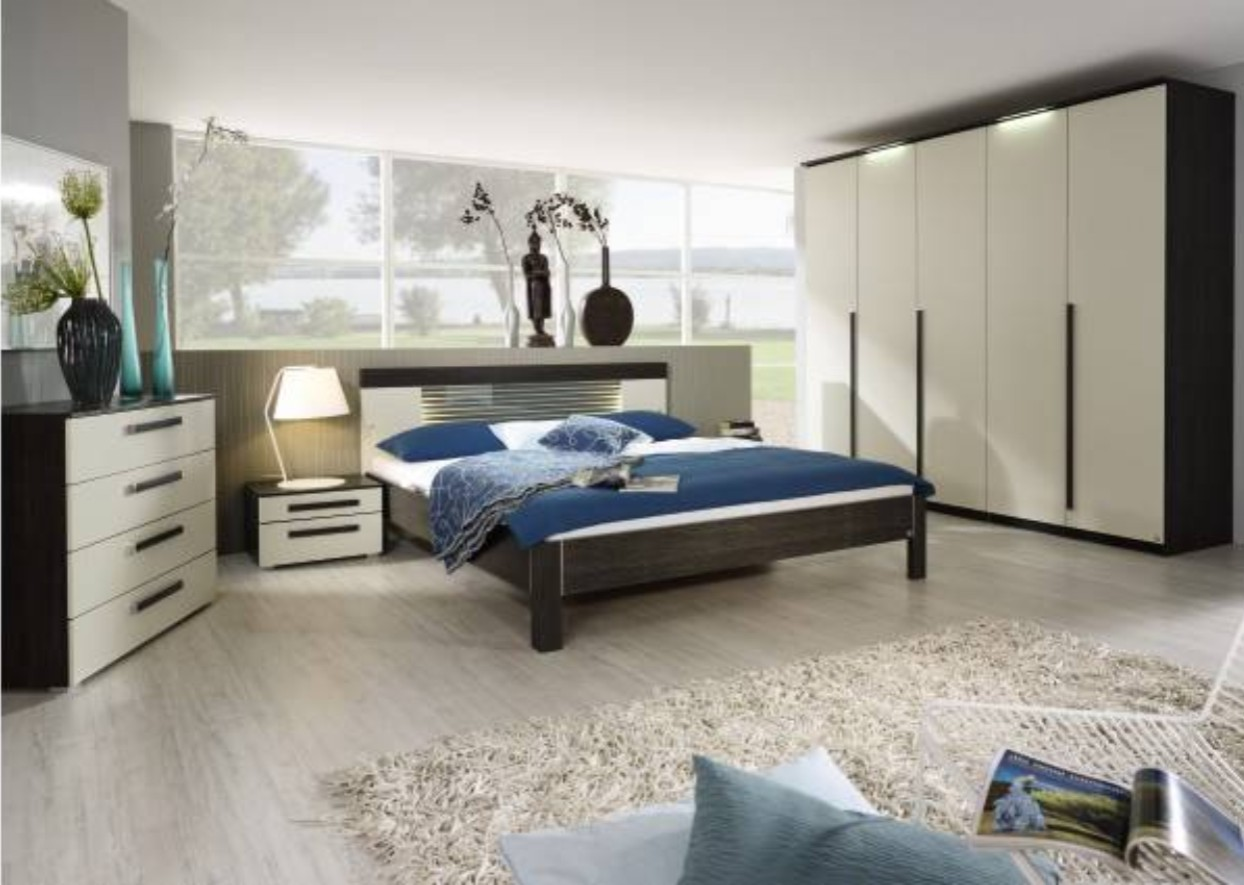 Moderne schlafzimmer betten