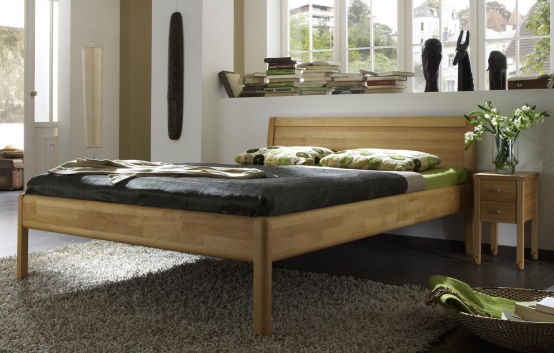 massivholzbett deggendorf i. Black Bedroom Furniture Sets. Home Design Ideas