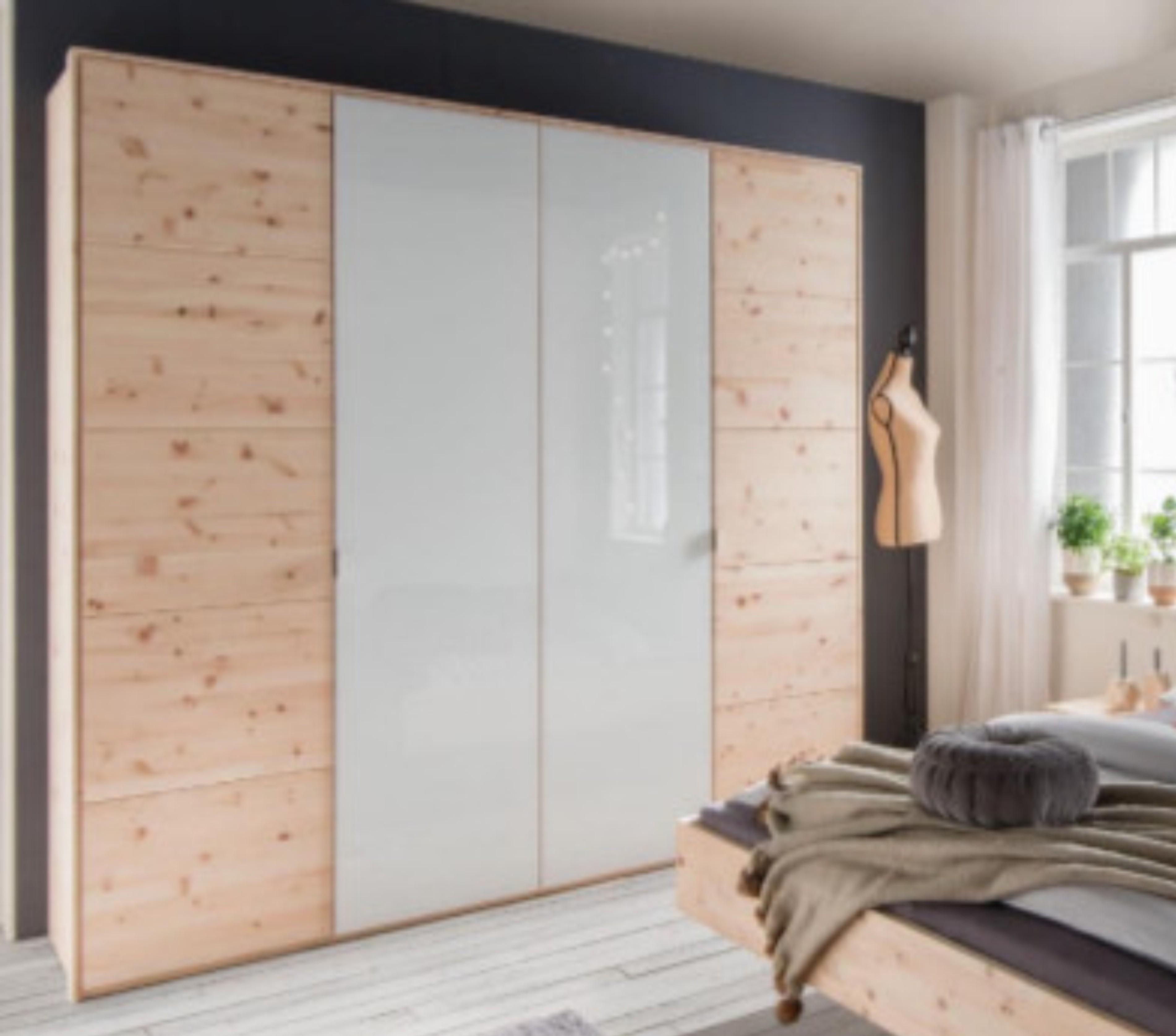 natur zirbenholz kleiderschrank. Black Bedroom Furniture Sets. Home Design Ideas