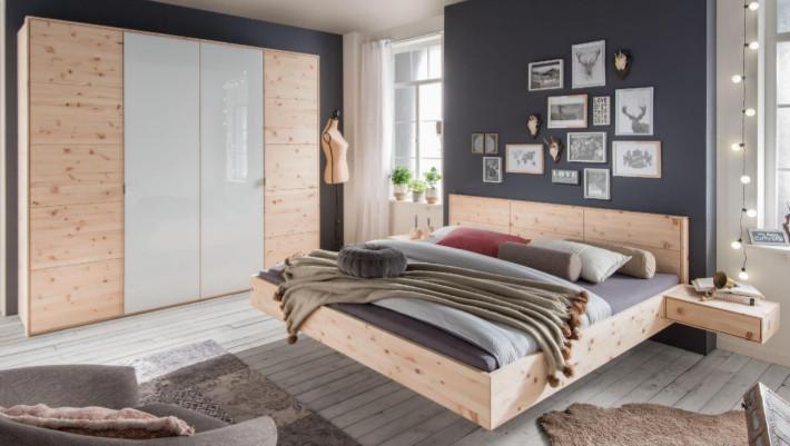Zirbenbetten Zirbenmoebel In Heidenheim Schlafzimmer Zirbenholz